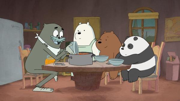 Mezi námi medvědy