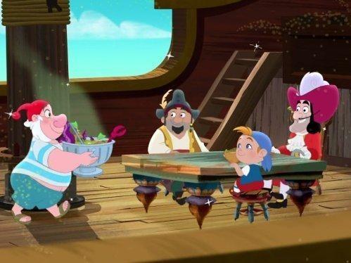 Jake a piráti ze Země Nezemě  II (33/38)