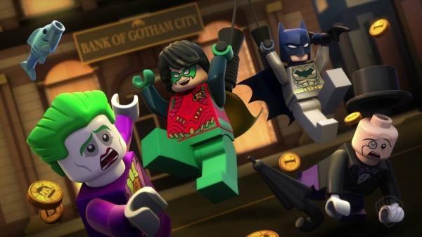 Liga Pravednika: Bijeg iz Gotham Cityja