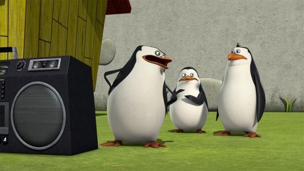 Tučňáci z Madagaskaru  III (5)