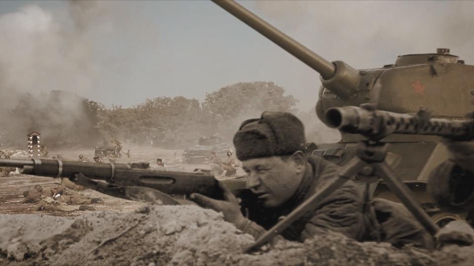 Dokument Velká bitva u Kursku