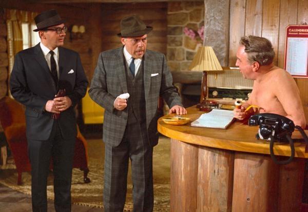 obrázek k pořadu Clouseau na stopě