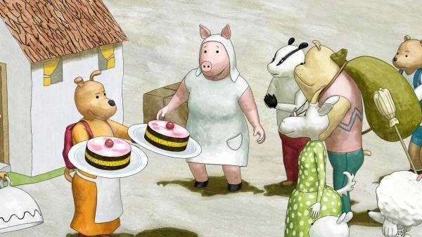 Piknik s tortou