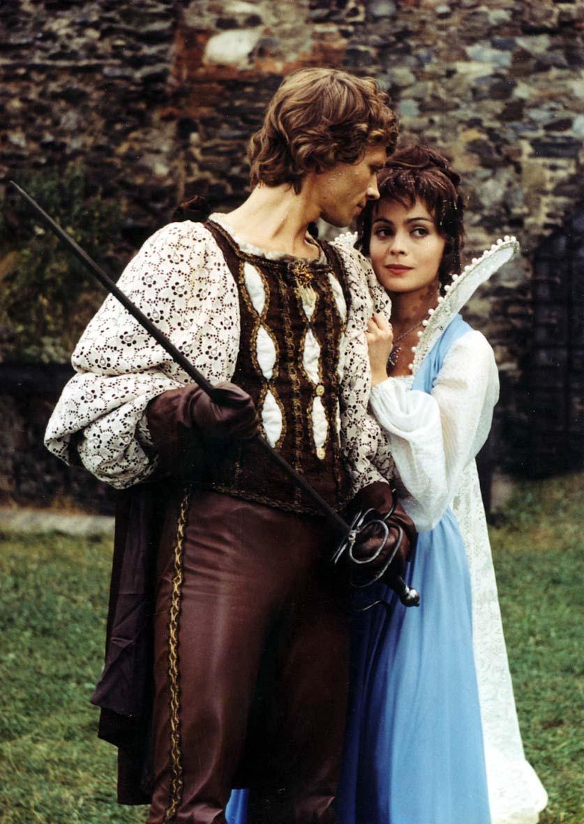 Film Princ a Večernice