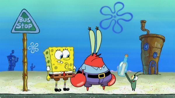 SpongeBob v nohaviciach  VIII (10, 11)