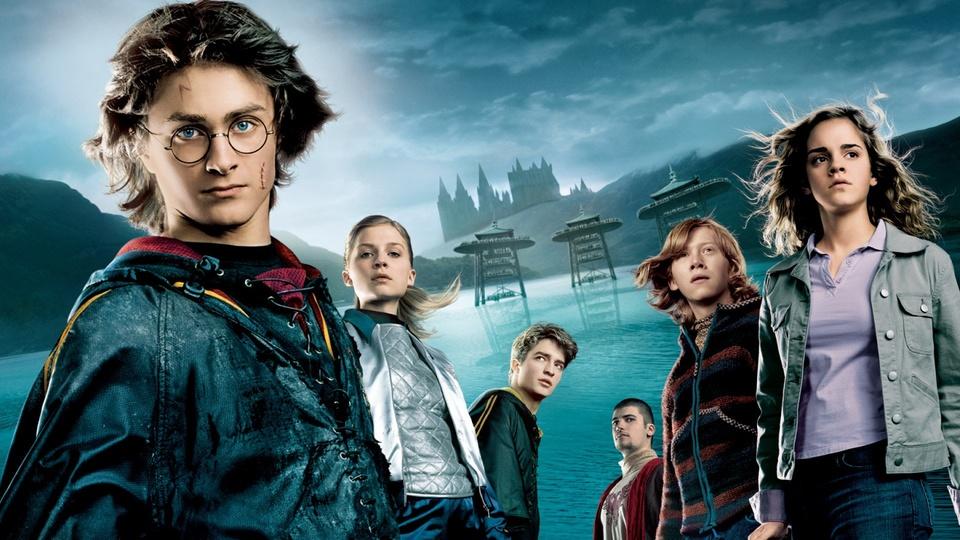 Film Harry Potter a Ohnivá čaša