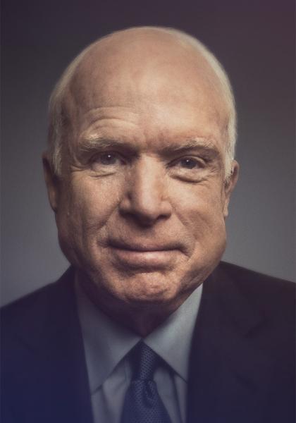 Dokument John McCain: Komu zvoní hrana