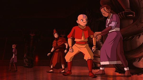 Avatar: Legenda o Aangovi  I (8)