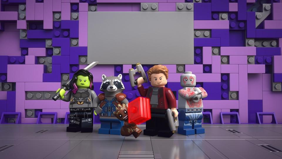 LEGO Marvel Superhrdinové: Strážci Galaxie: Hrozba jménem Thanos