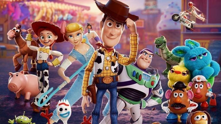 Film Toy Story 4: Příběh hraček