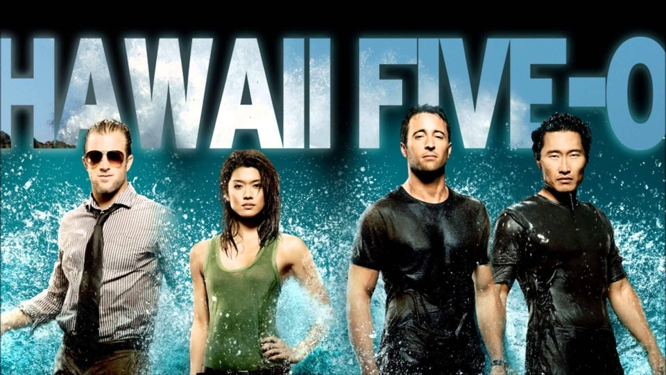 Seriál Hawaje 5-0
