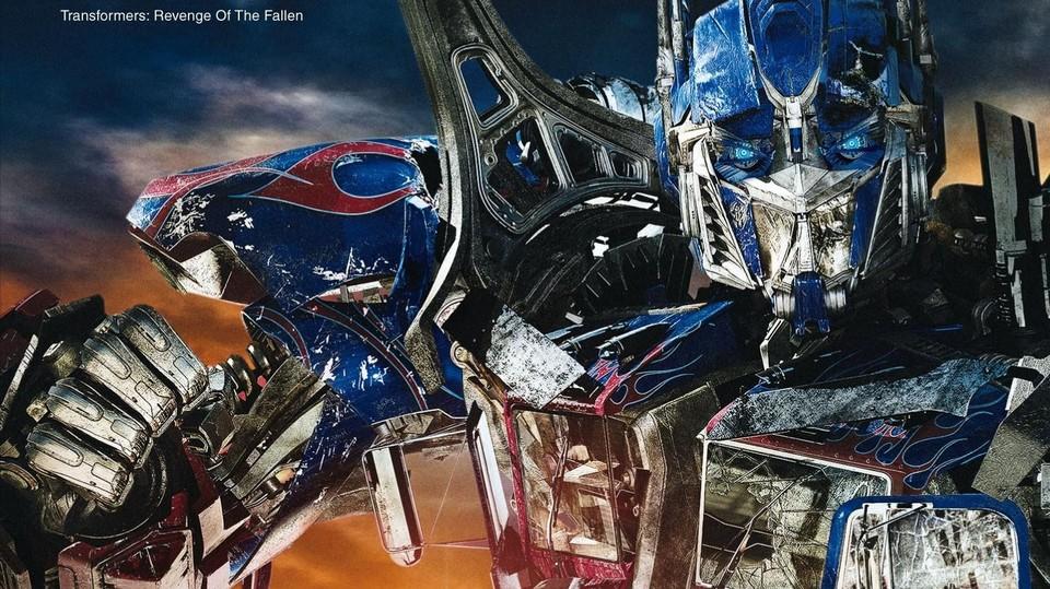 Film Transformers: Pomsta poražených