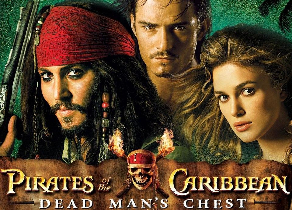 Film Piráti z Karibiku: Truhla mrtvého muže