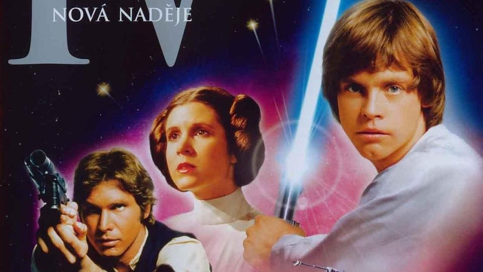 Film Star Wars: Epizoda IV - Nová naděje