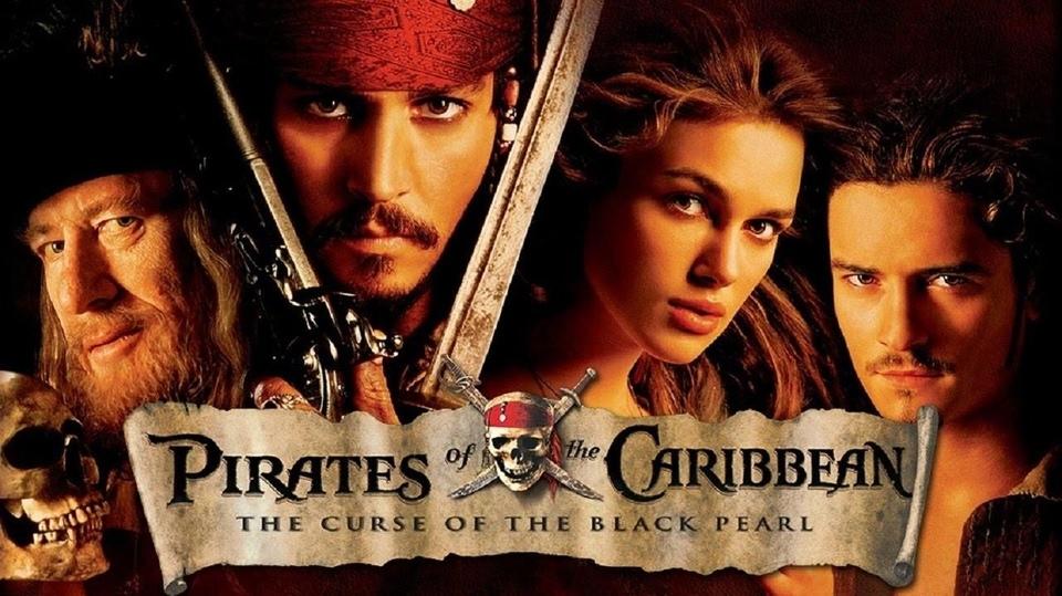 Film Piráti z Karibiku: Prokletí Černé Perly