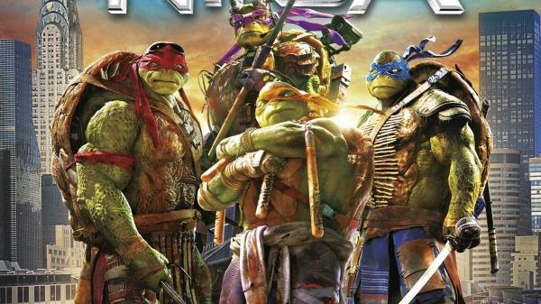 obrázek k pořadu Želvy Ninja