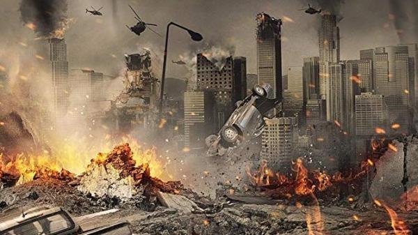 Globální kolaps