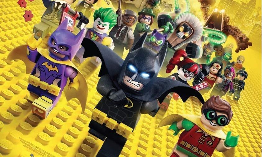 Film Lego Batman Film