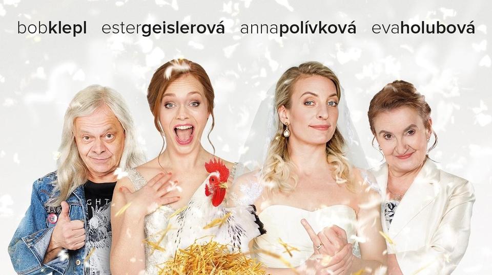 Film Dvě nevěsty a jedna svatba