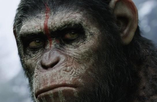 Film Úsvit planéty opíc