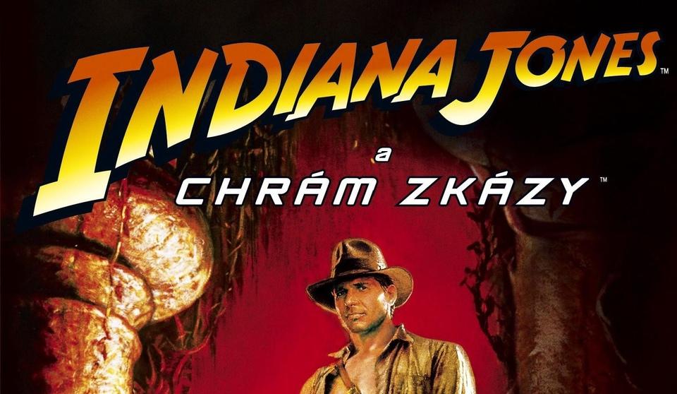 Film Indiana Jones a Chrám zkázy