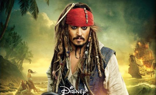 obrázek k pořadu Piráti z Karibiku: Na vlnách podivna