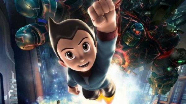 obrázek k pořadu Astro Boy