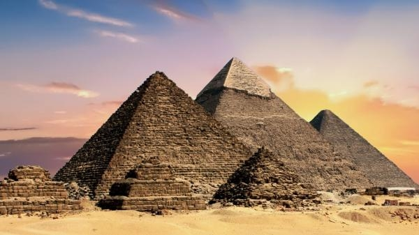 Pyramidy: Odhalená tajemství  (6)