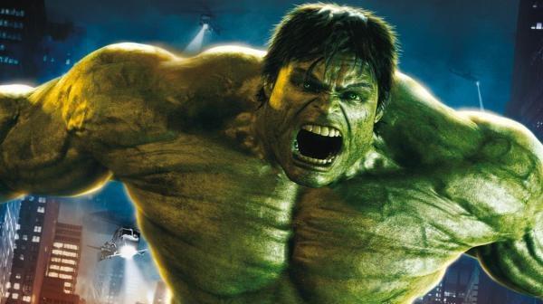 Neuveriteľný Hulk