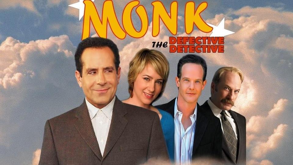 Seriál Monk