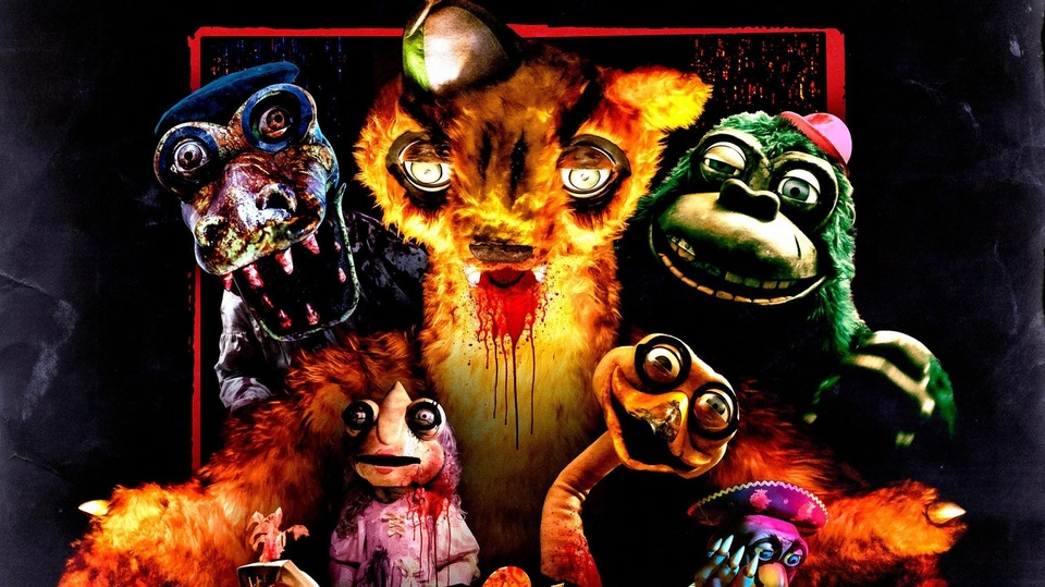 Film Lunapark hrůzy