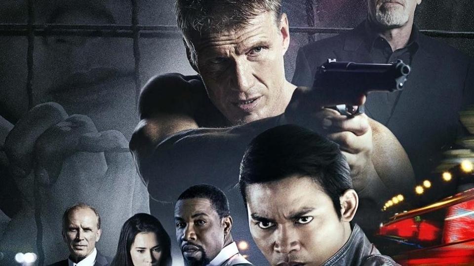 Film Krvavý Bangkok