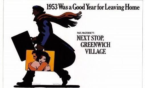 obrázek k pořadu Příští stanice Greenwich Village