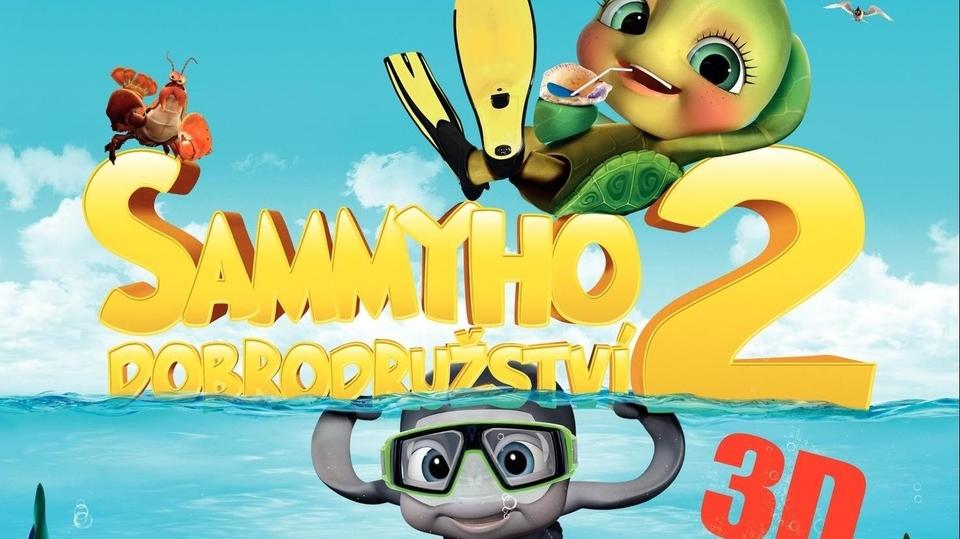Sammyho dobrodružství 2 - Útěk z ráje