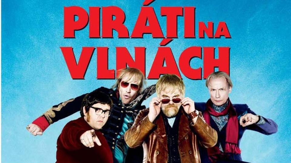 Film Piráti na vlnách
