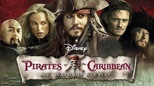 obrázek k pořadu Piráti z Karibiku: Na konci světa