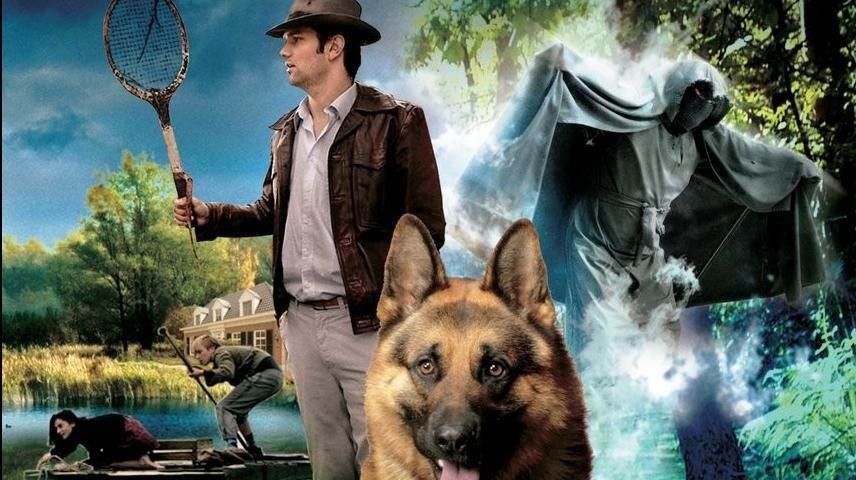 Film Sniff a létající fantóm