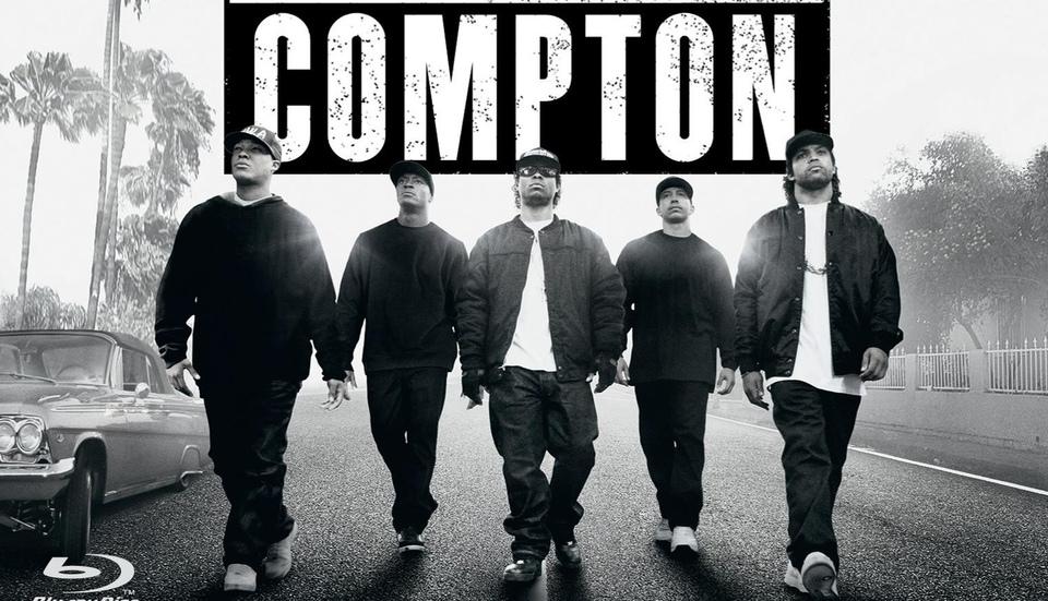Film Rapeři z Comptonu
