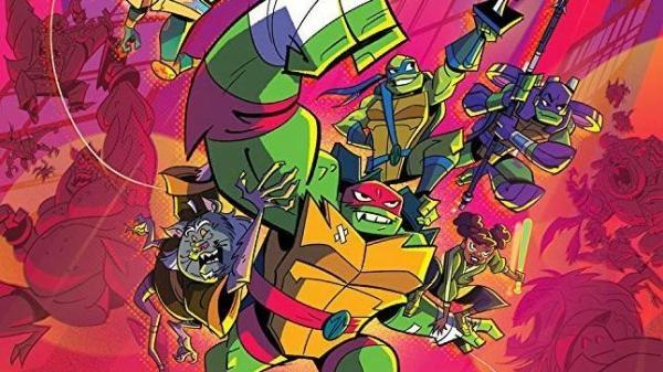 Vzestup Želv Ninja 14.7.2020