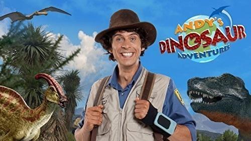 Andyho dobrodružstvá s dinosaurami