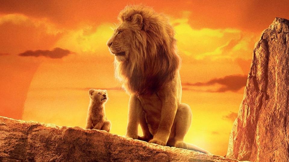 Film Lví král