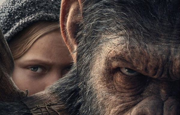 Vojna o planétu opic