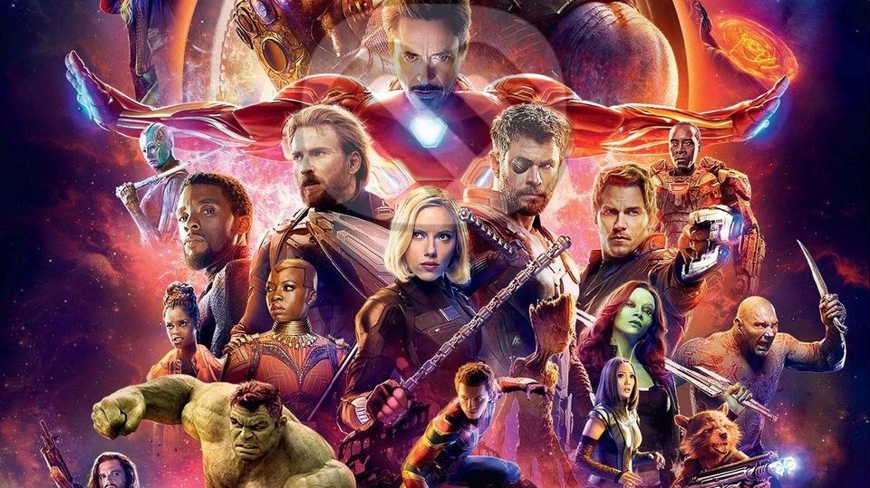 Film Avengers: Infinity War
