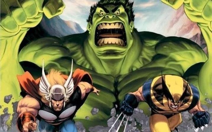 Film Hulk Vs.