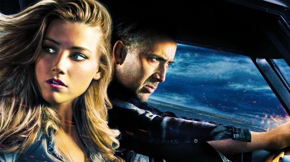 Film Drive Angry