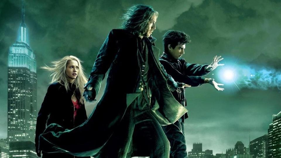 Film Čarodejov učeň