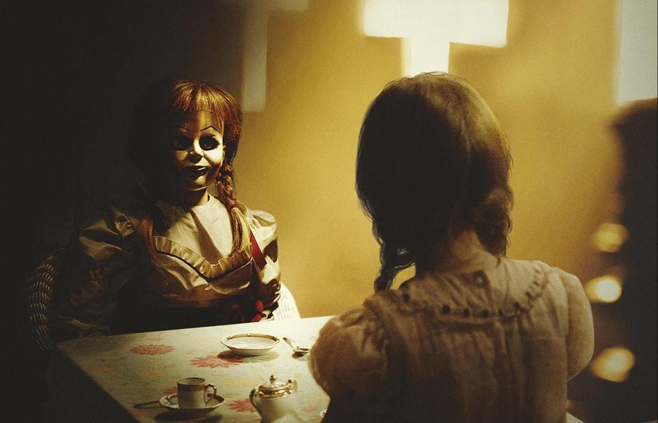 Film Annabelle 2: Zrození zla