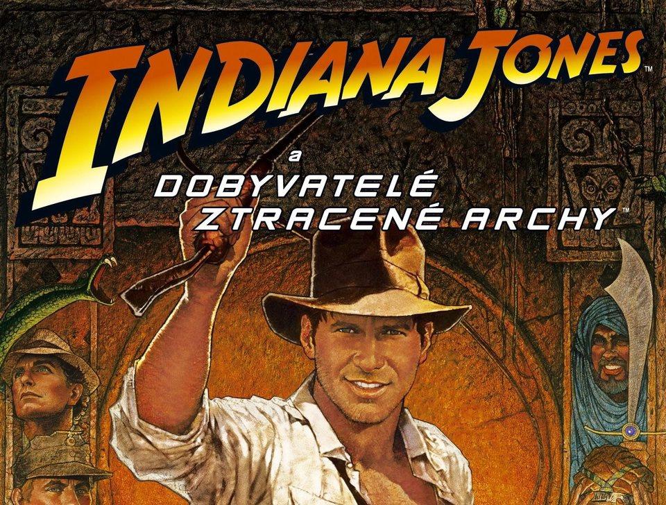 Film Indiana Jones a dobyvatelé ztracené archy