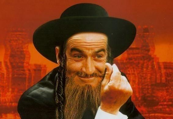 Film Dobrodružství rabína Jákoba
