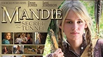 Mandie a tajná chodba
